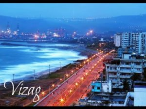 vizag cleanest city
