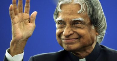 20 Most inspirational quotes from APJ Abdul Kalam